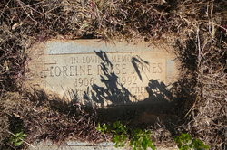 Loreine <I>Reese</I> Jones