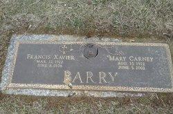 Francis Xavier Barry