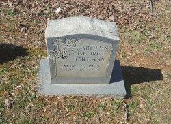Carolyn George Creasy