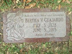 Bertha V. Guajardo