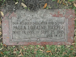 Paula Loraine Harper