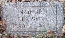 Mainor Ellison