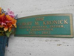 Elbert M. Kronick