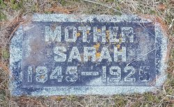 Sarah <I>Clark</I> McMartin