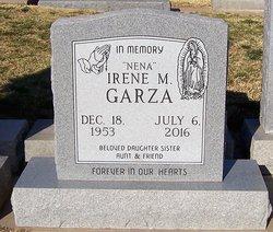 """Irene M """"Nena"""" Garza"""