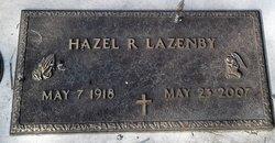 Hazel R. Lazenby