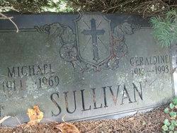 Geraldine M <I>Storey</I> Sullivan