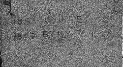 Emily <I>Wanstall</I> Talbot