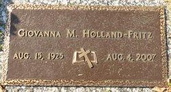 Giovanna M. Holland-Fritz