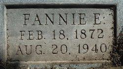 Fannie E <I>Stephens</I> Williams