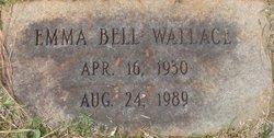 Emma Bell <I>Osborne</I> Wallace