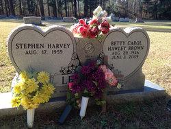 Betty Carol <I>Hawley</I> Brown