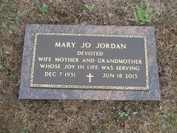 Mary Jo Jordan