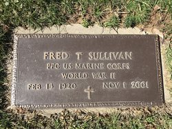 Fred T. Sullivan