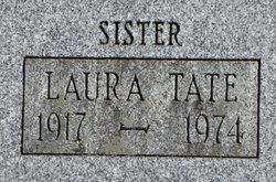 Laura <I>Alesch</I> Tate