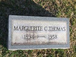 Marguerite C. Thomas