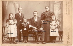 Gertrude Helen Augusta <I>Krause</I> Kurk
