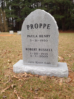 Robert Russell Proppe