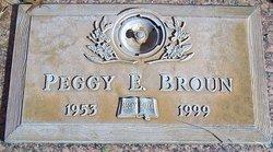 Peggy Edith Broun