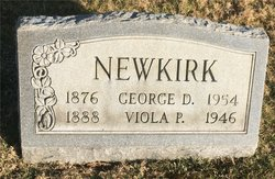 Viola P. Newkirk