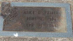 Alice <I>Green</I> Phifer