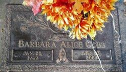 Barbara Alice Cobb