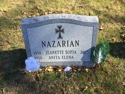 Jeanette Sofia Nazarian