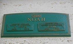Celia <I>Leon</I> Noah