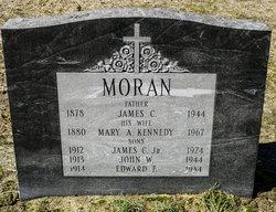 Mary A. <I>Kennedy</I> Moran