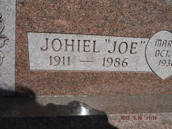 "Johiel ""Joe"" Walker"
