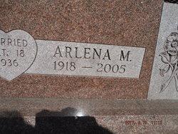 Arlena M Walker
