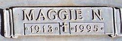 Maggie Nettie <I>Winstead</I> Broun