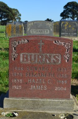 James Warren Burns