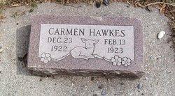 Carmen Hawkes