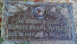 Bonnie Pearl Applebe