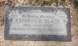 Kathryn F. Black
