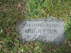 Marjorie Renee Middleton