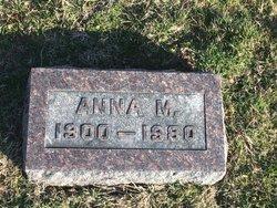 Anna M. Eckeart