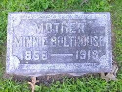 Minnie Bolthouse