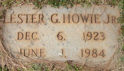Lester George Howie, Jr