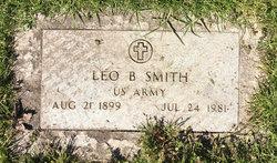 Leo B Smith