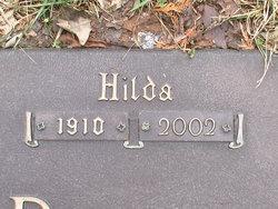 Hilda <I>Schleusner</I> Baker