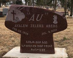 """Ayalew Zeleke """"Au"""" Abebe"""