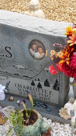 Charlotte <I>Frix</I> Nichols