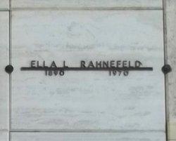 Ella L. Rahnefeld
