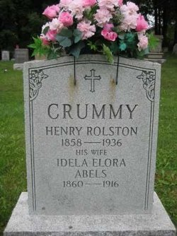 Henry Rolston Crummy