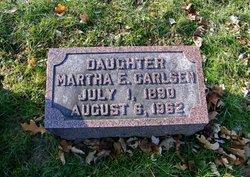 Martha E. Carlsen