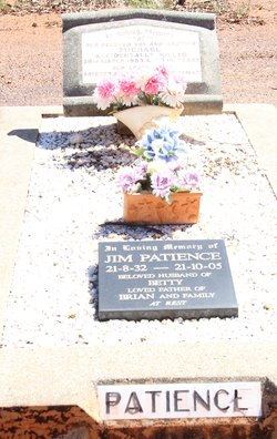 Jim Patience
