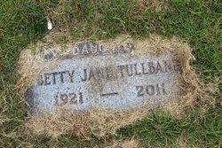 Betty Jane Tullband