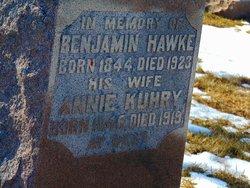 Annie <I>Kuhry</I> Hawke